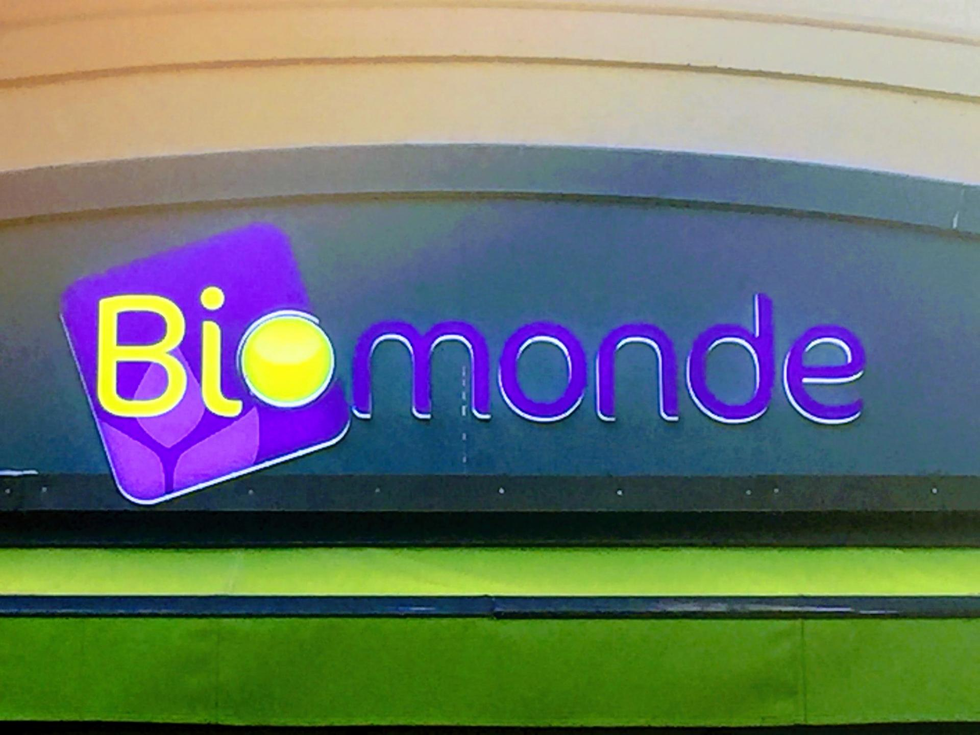 MAGASIN BIOMONDE